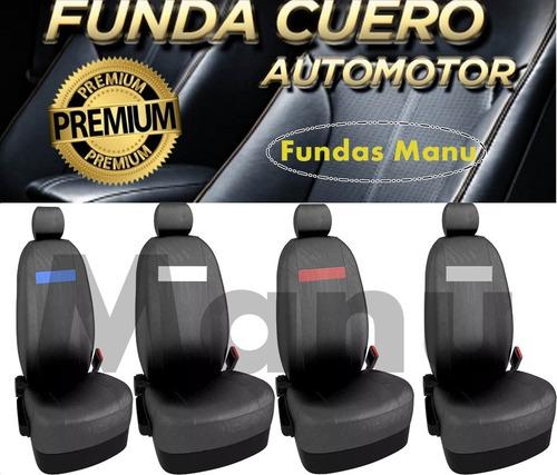 fundas cubre asientos cuero eco-renault trafic