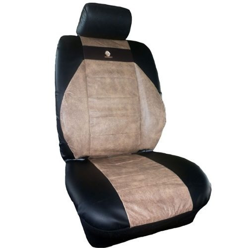 fundas cubre asientos cuero ecológico con riñoneras