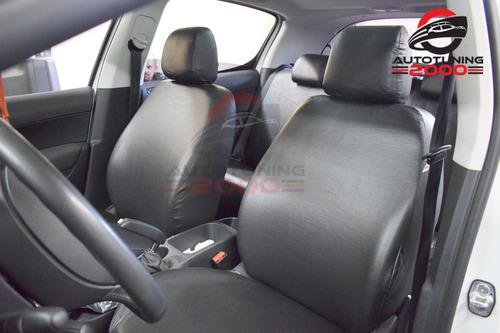 fundas cubre asientos cuero ecologico liso peugeot 504