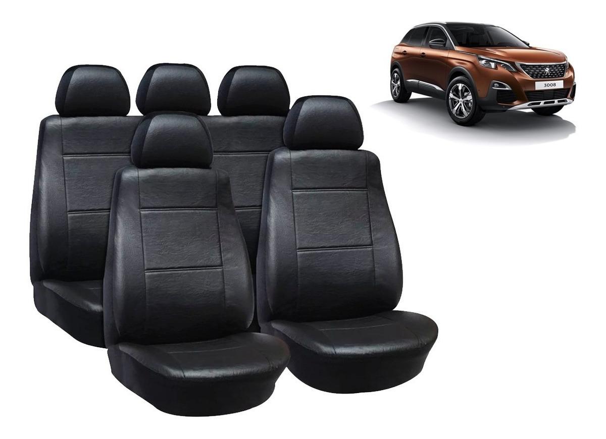 Cubiertas de asiento de coche Mazda 5-juego completo de Cuero Sintético Rojo//Negro