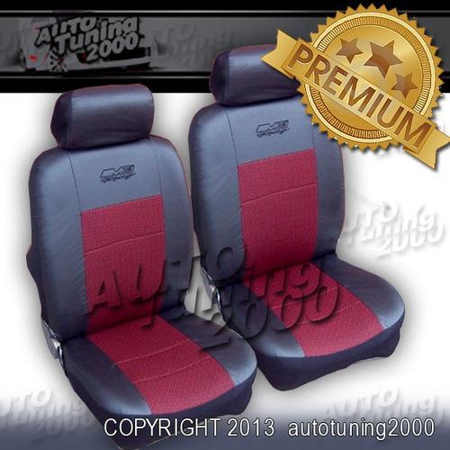 fundas cubre asientos premium citroen c3 c4