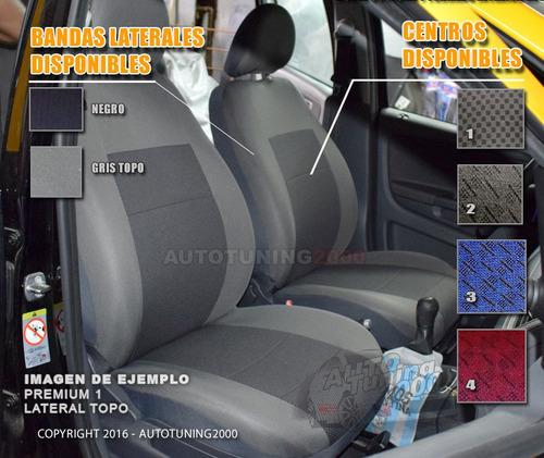 fundas cubre asientos premium peugeot 405  504 505