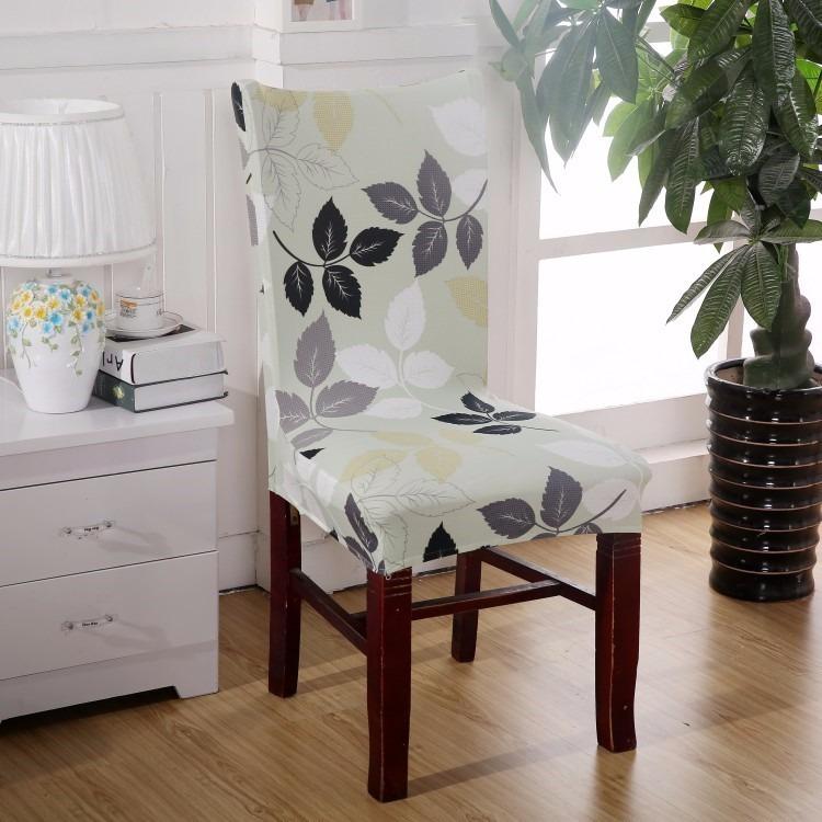 Fundas cubre sillas para comedor elegante moderno lavable - Fundas asiento sillas comedor ...