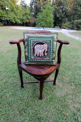 fundas de almohadón modelo elefante - origen: tailandia