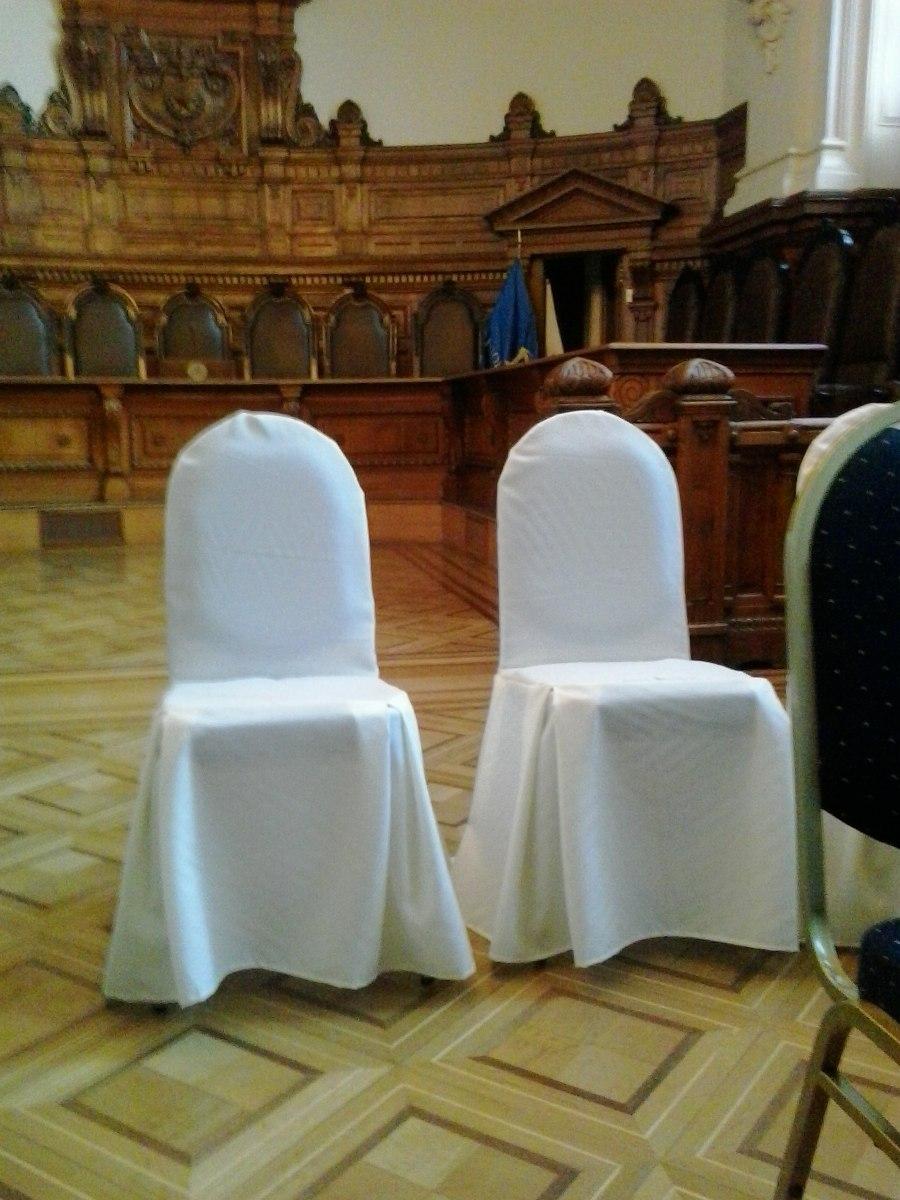 Fundas De Silla Para Eventos Confecciones Decoal - $ 2.500 en ...