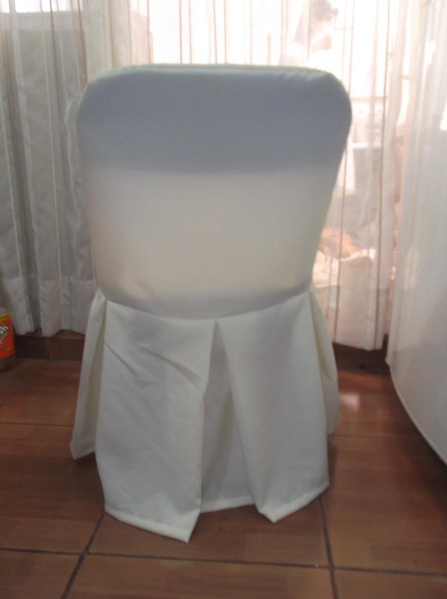 Fundas de silla para eventos confecciones decoal for Ver modelos de sillas