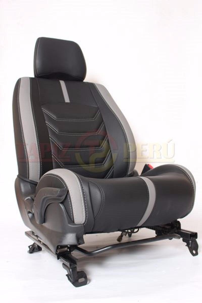 Toyota Avensis gris universal fundas para asientos funda del asiento auto ya referencias Elegance p4