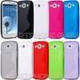 Funda De Gel De Samsung Trend Plus S7580 Colores