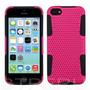 Funda Doble Case Duro Con Silicona Para Iphone 5c Protector
