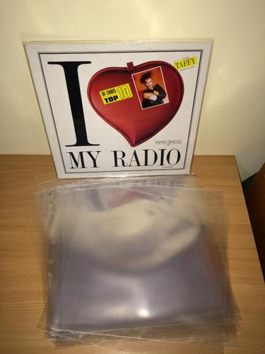 fundas exteriores para discos de vinilo 12 pulgadas ( 50 )