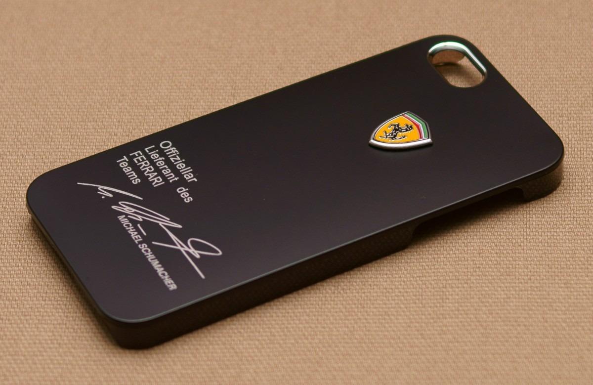 Fundas ferrari y porsche para iphone se 5 y 5s - Fundas cargadoras para iphone ...