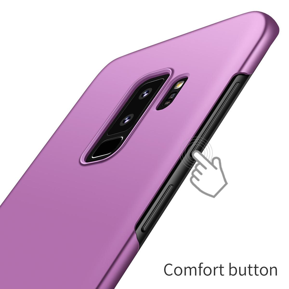 c68472f3ac0 fundas gada teléfono samsung galaxy s9 plus púrpura liso. Cargando zoom.