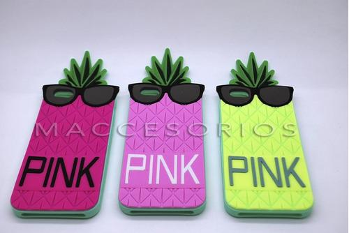 fundas iphone 6 3d victoria secret - pink - moschino papa