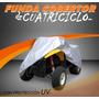 Funda Cobertor Cubre Cuatriciclo Universal Nuevos Oferta