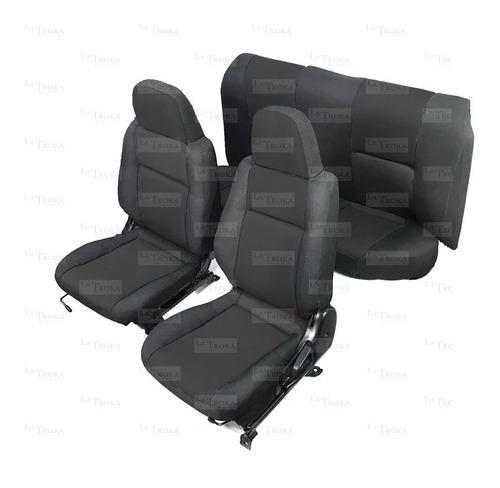 fundas para asientos tsuru iii color negro