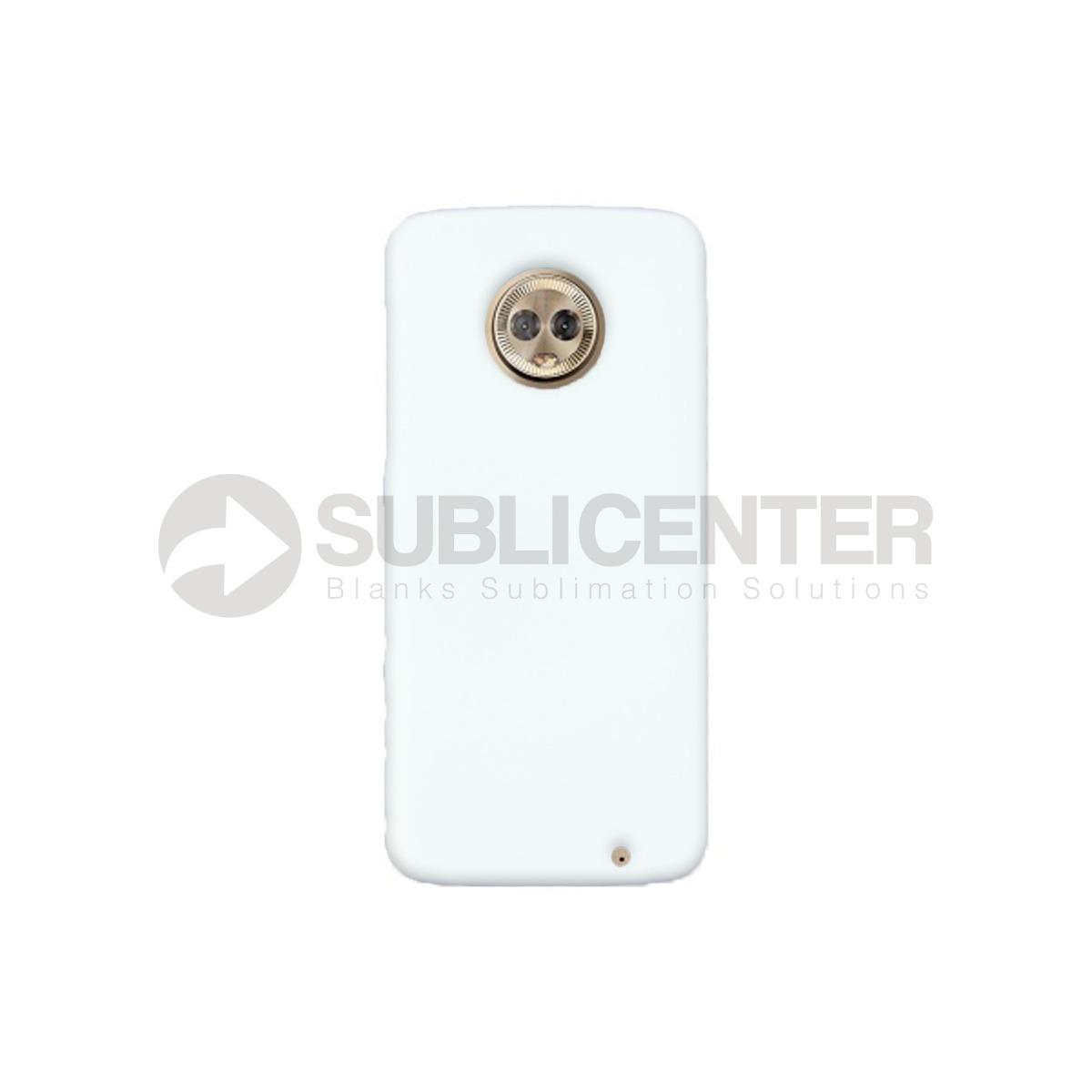 e5a7bbd3c64 Fundas Para Celular 3d Sublimable Motorola G6 Plus - $ 55.00 en ...