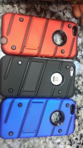 fundas para iphone 6 y 7 normal y  plus uso rudo