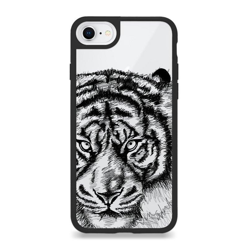 funda iphone 7 tiger