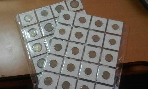 fundas para monedas y fichas