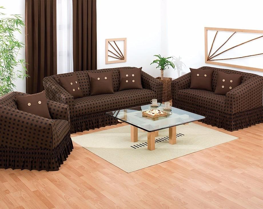 Fundas para muebles oferta desde s 550 jgo tapizado s for Muebles sala