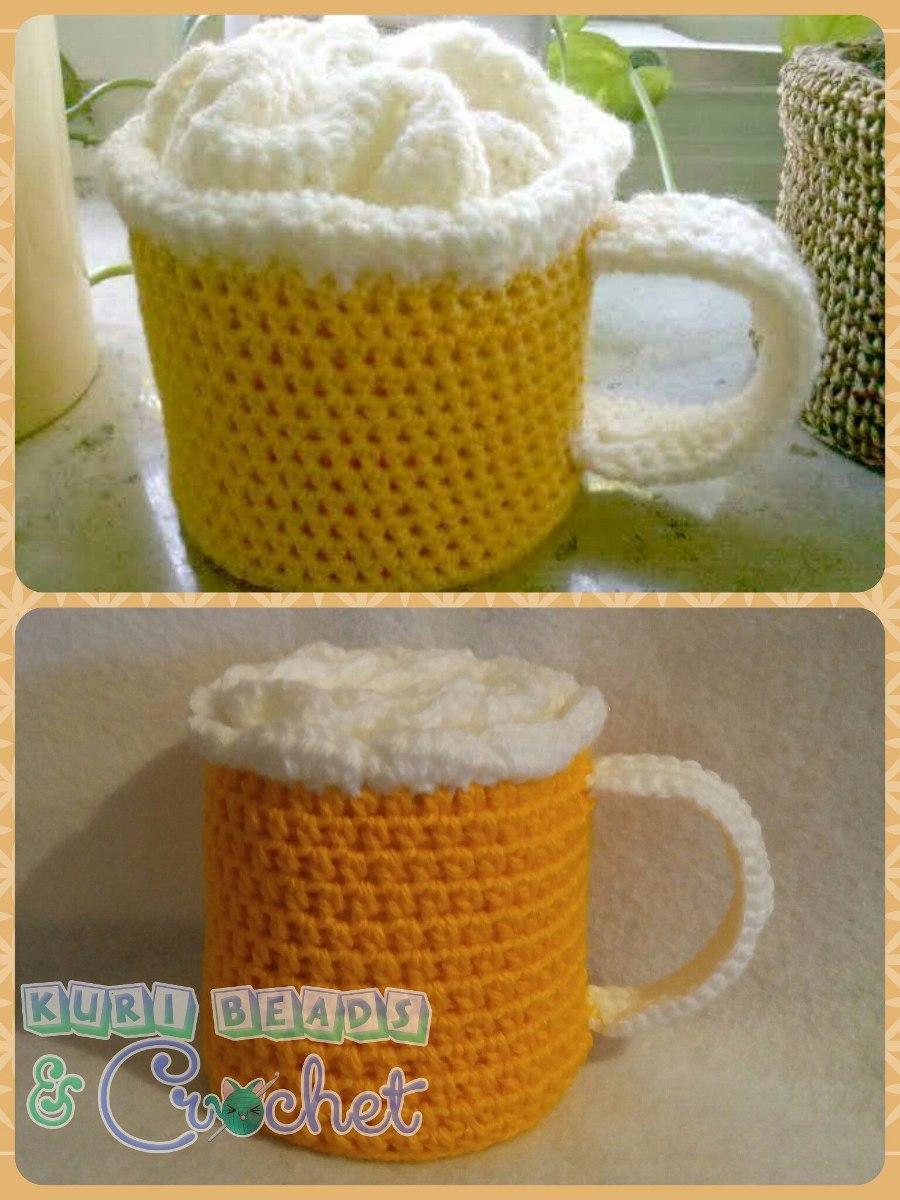 Fundas para papel de ba o tejidas a crochet en mercado libre - Papel para bano ...