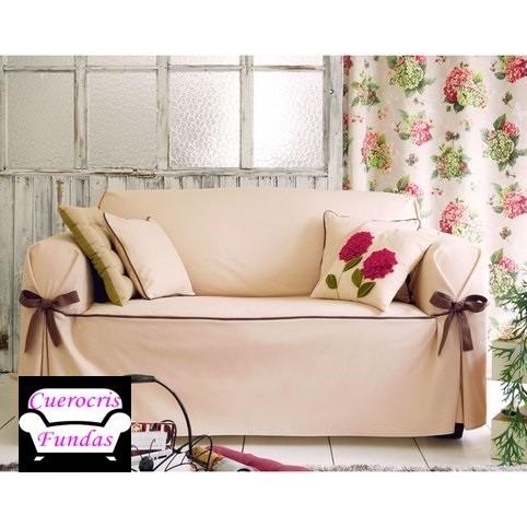 Fundas para sillones sofas 2800 tela incluida 3 cuerpos en mercado libre - Sillones de tela ...