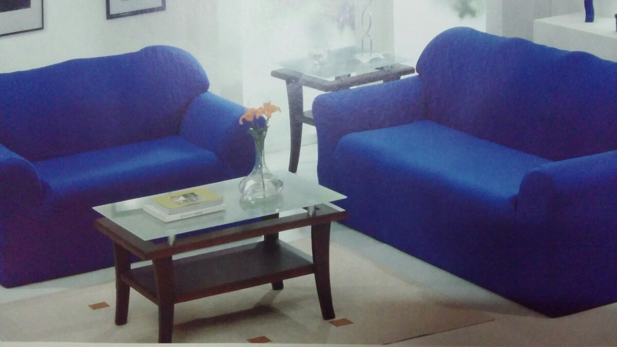 Fundas para sillones y sofas para uno dos y tres cuerpos for Fundas para sillones