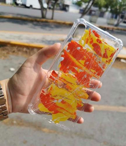 fundas personalizadas a mano . para cualquier iphone