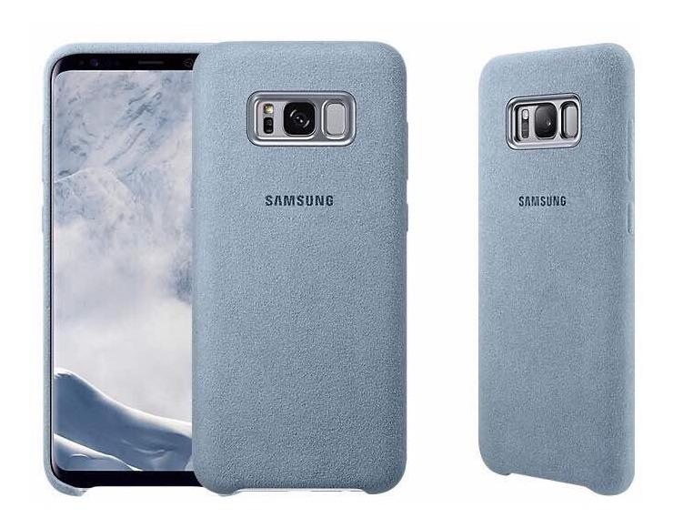 c61b93b1bec Fundas Samsung Alcántara Original Samsung 8 Samsung S8+ Plus ...