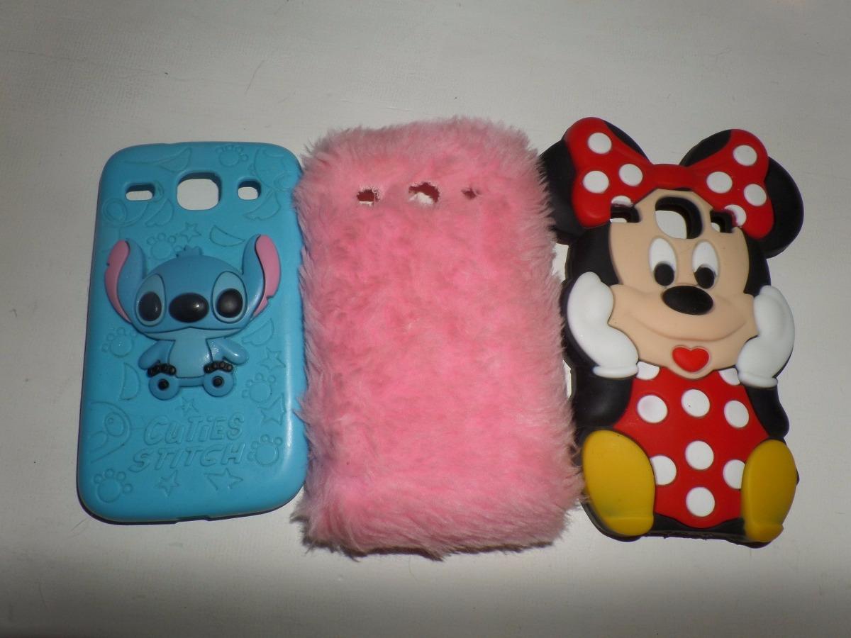 c050b4a8179 Fundas Samsung Galaxy Advance, Core, Ace, iPhone 4 - $ 250,00 en ...