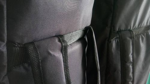 fundas semi rígida para par de congas reforzadas(2 unidades)