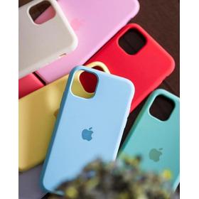 Fundas Silicone Case iPhone 12 Pro Max