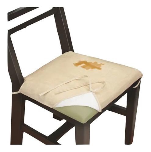 fundas sillas protector de vinil cubre sillas comedor set 6