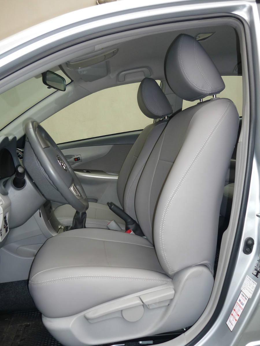 Fundas tacto cuero a medida sportage corolla rav4 nomade s 450 00 en mercado libre - Fundas para asientos de coches ...