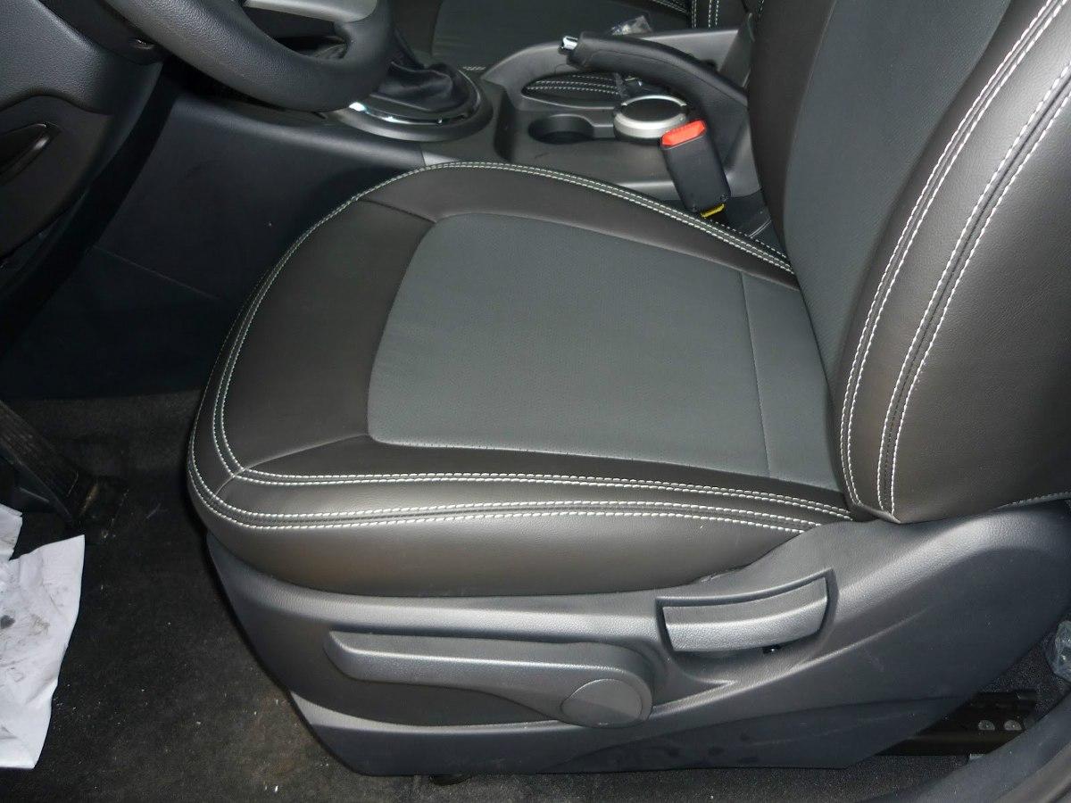 Fundas tacto cuero a medida sportage vitara terios nomade s 450 00 en mercado libre - Fundas para auto ...