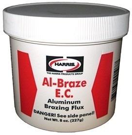 fundente para soldadura de aluminio harris al-brase e.c.