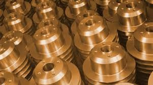 fundición en bronce, forja y mecanizado industrial