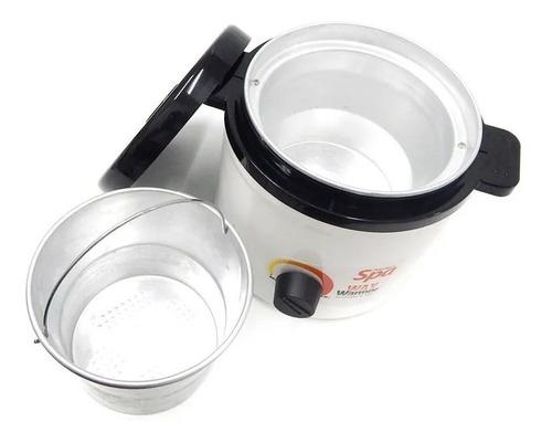 fundidor cera depilar 1 kilo teknikpro spa wax warmer
