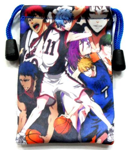 funditas para el celular de anime kuroko no basket