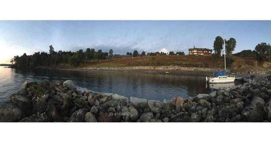 fundo a orillas del lago llanquihue