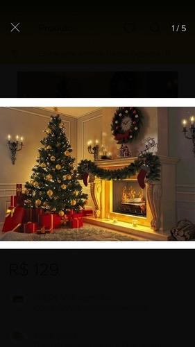 fundo fotográfico natalino