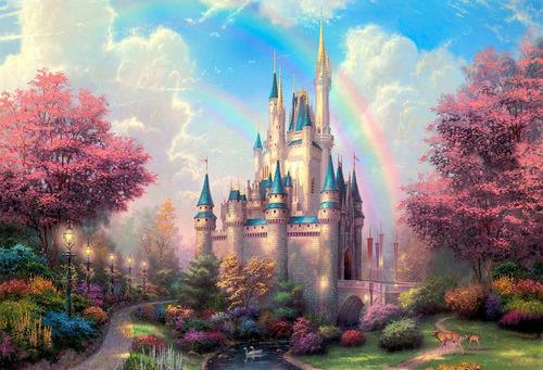 fundo fotográfico tecido pintura castelo 3,00m x 1,70m
