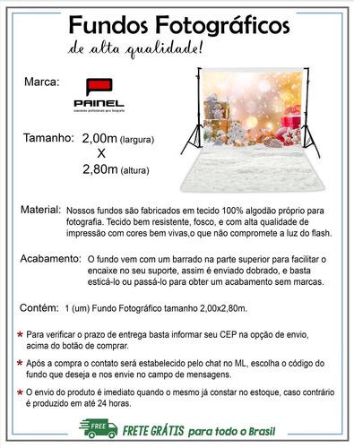 fundo fotográfico temático de festa junina - tam. 2,00x2,80m