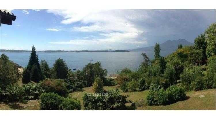 fundo la palma, rivera sur , lago panguipulli