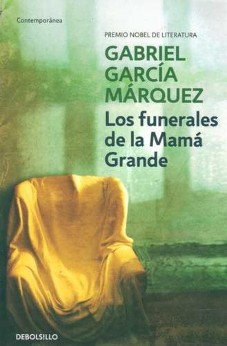 funerales de la mamá grande / garcía márquez (envíos)