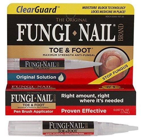 Curar la excrecencia sobre la uña del pulgar en los pies