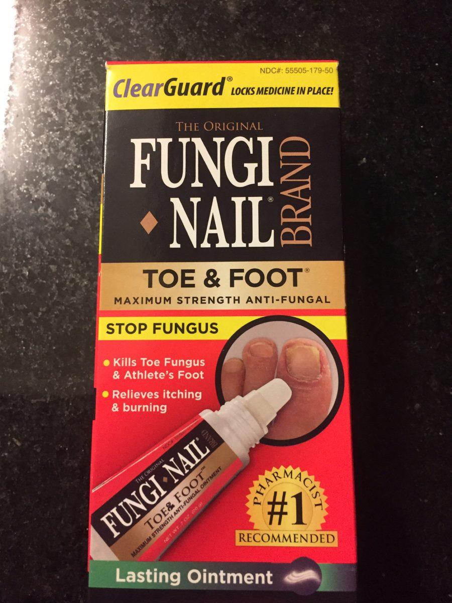 Fungi Nail Toe & Foot ( Original & Importado ) - R$ 99,99 em Mercado ...