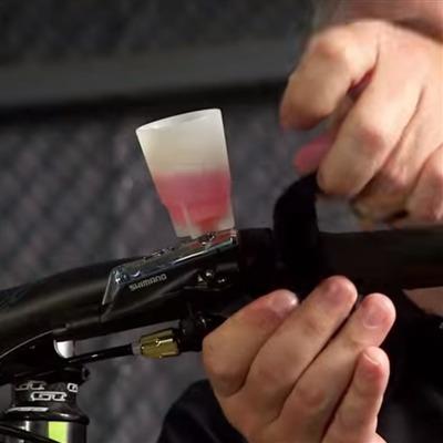 funil de sangria shimano sm-disc para freio disco hidráulico