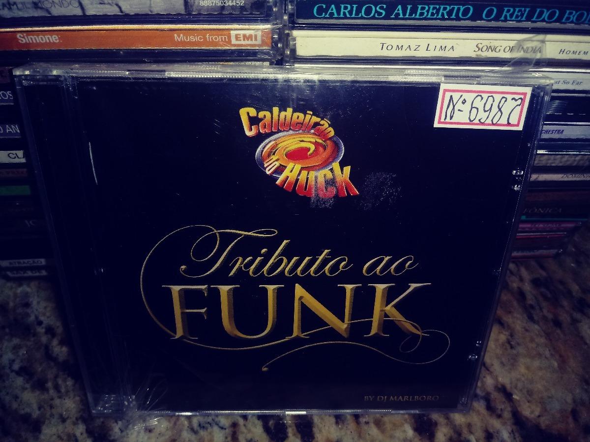cd tributo ao funk caldeiro do huck