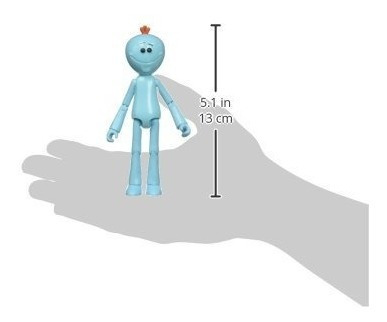 funko 5  articulated rick and morty meeseeks